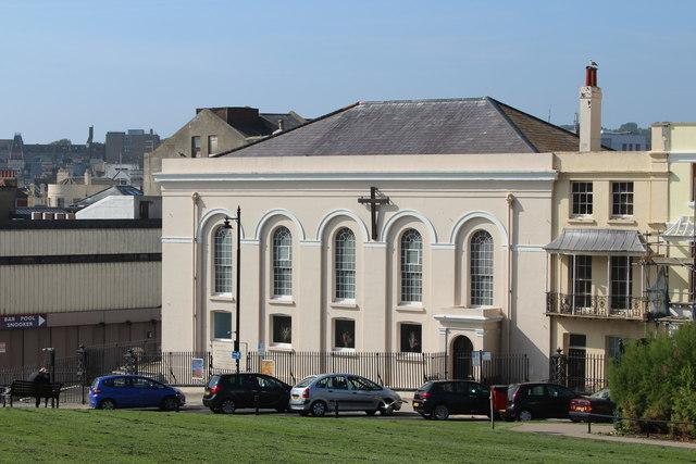 Baptist Church, Wellington Square