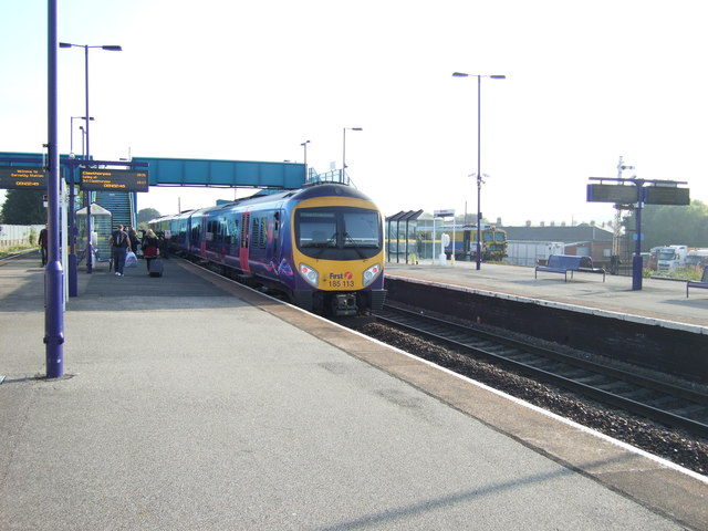 Barnetby Railway Station