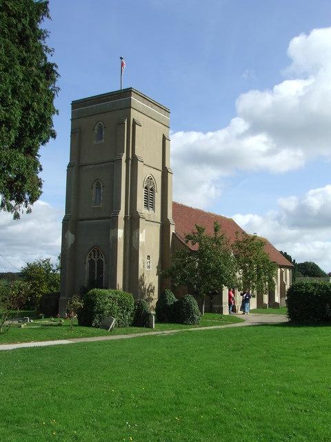 St Andrew Chelmondiston