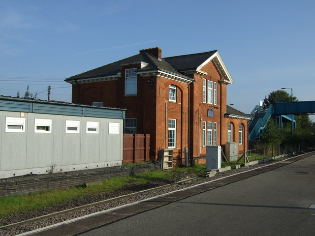 Former station house, Barnetby Railway Station