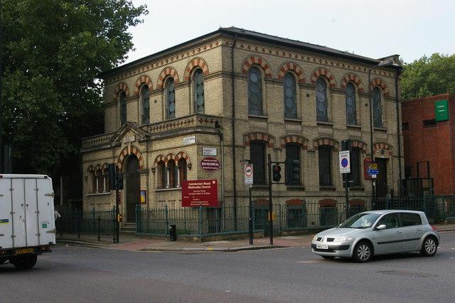 Caledonian Road Methodist Church