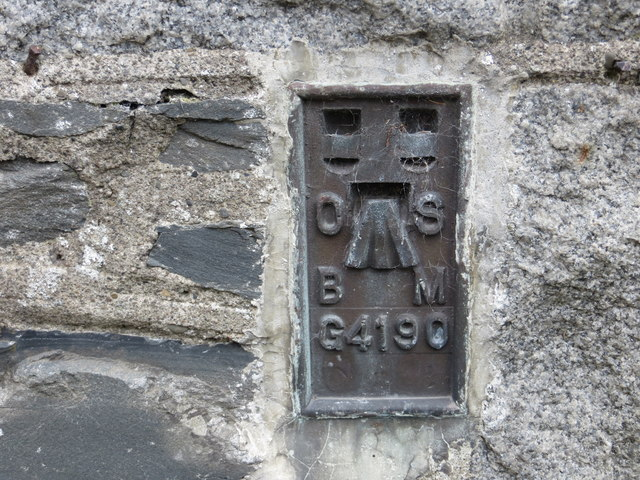 Ordnance Survey Flush Bracket G4190