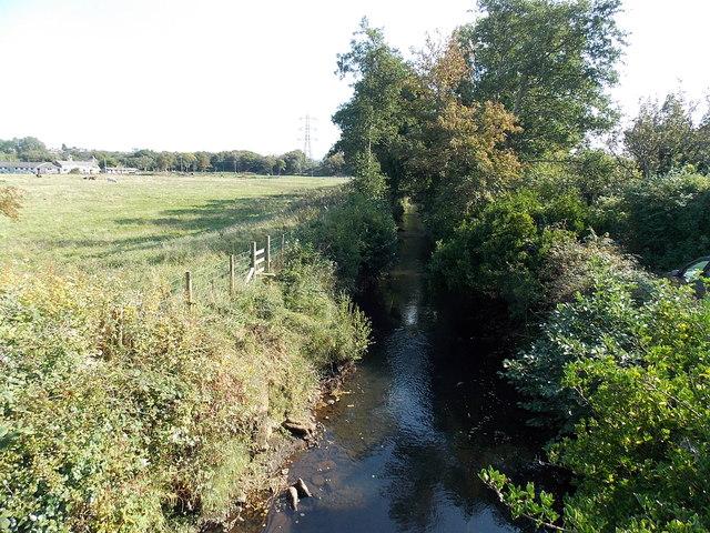 Afon Llan, Gowerton