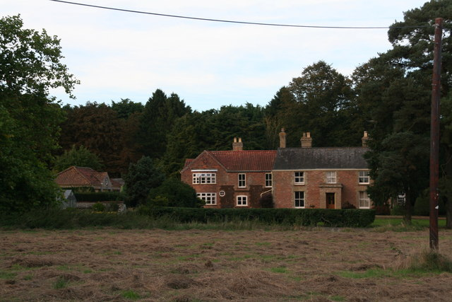 Manor Farm, East Winch