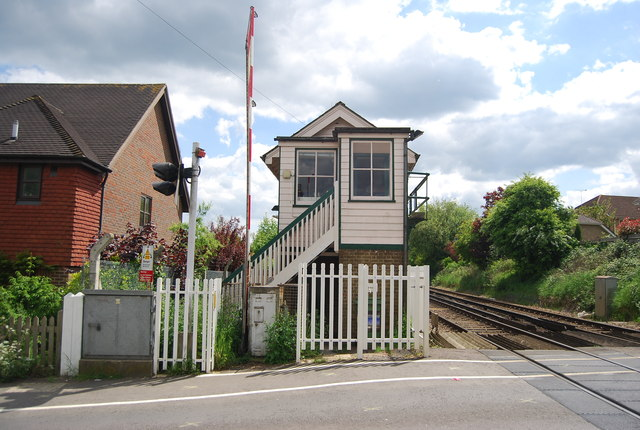 Robertsbridge Signalbox