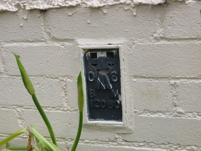 Ordnance Survey Flush Bracket 12060