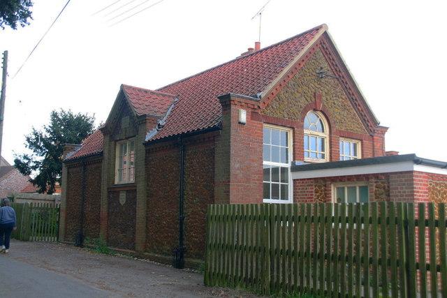 East Winch: National School, 1842