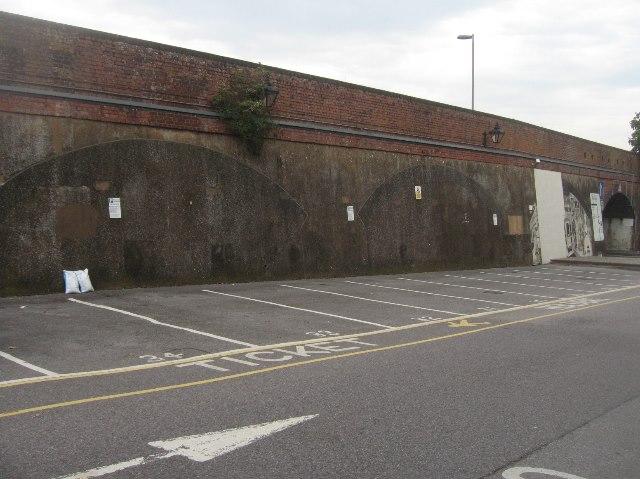 Premium parking bays
