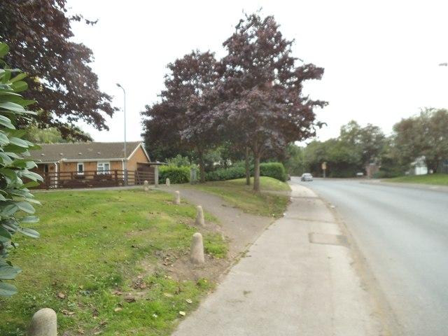 Cullwick Street Path