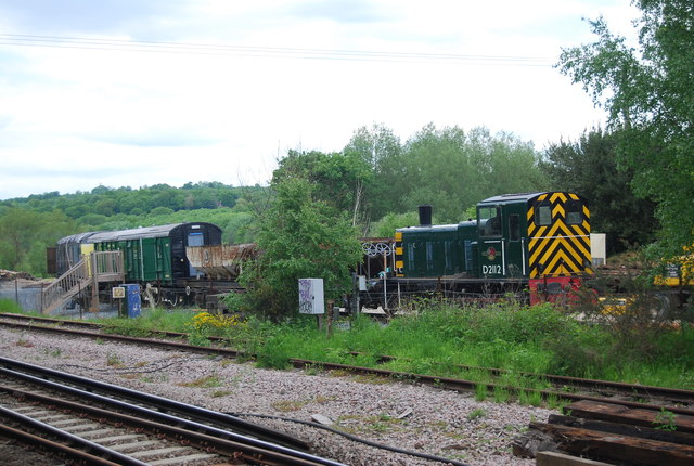 Engine, Rother Valley Railway