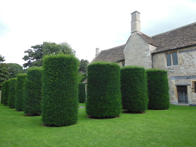 Topiary, Westwood Manor