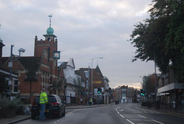 A4155, Caversham