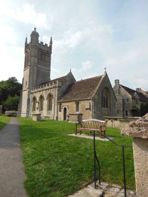 St. Mary's, Westwood churchyard