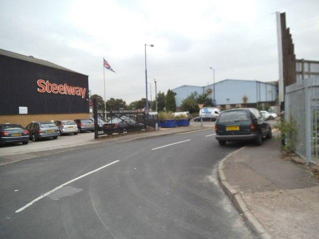 Cooper Street Bend