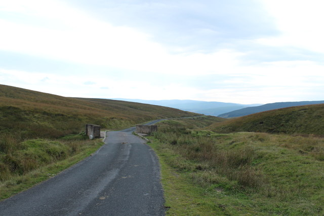 Road to Glentrool at Ferly Bridge