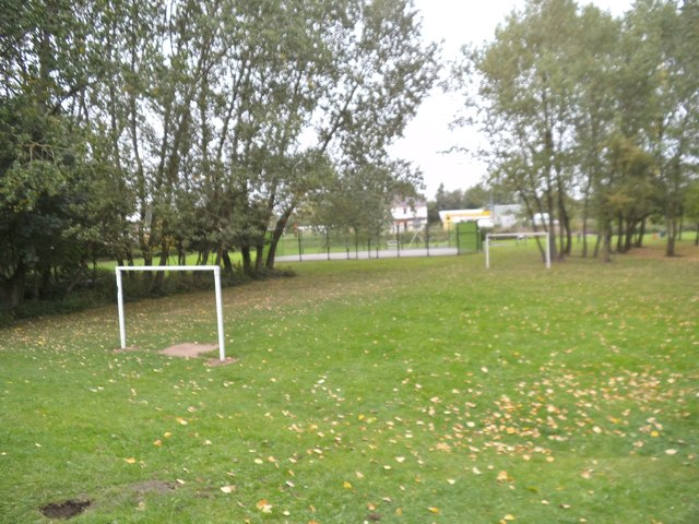 Ettingshall Road Sports Area
