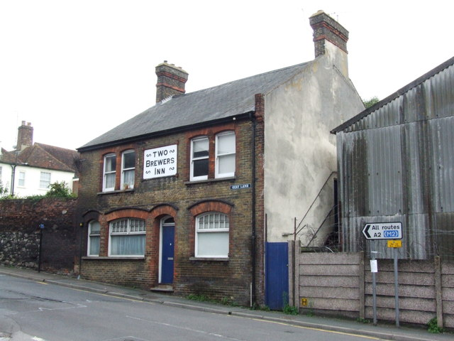 Two Brewers Inn, Faversham
