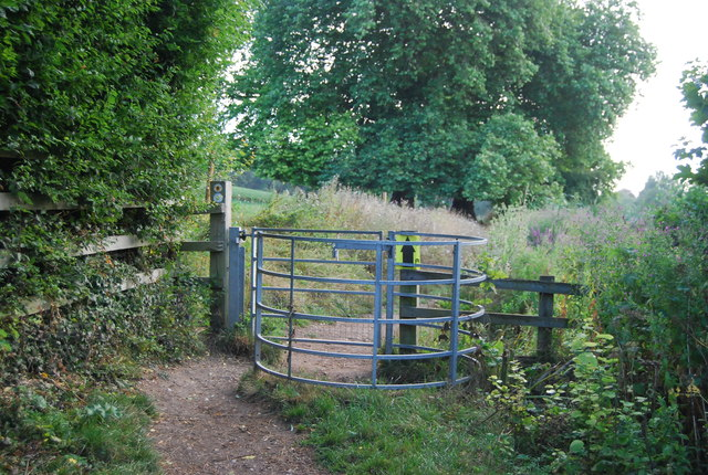 Stile, Thames Path