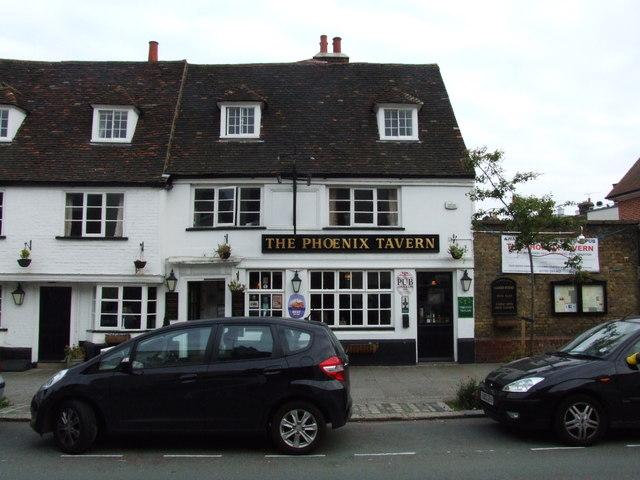 The Phoenix Tavern, Faversham