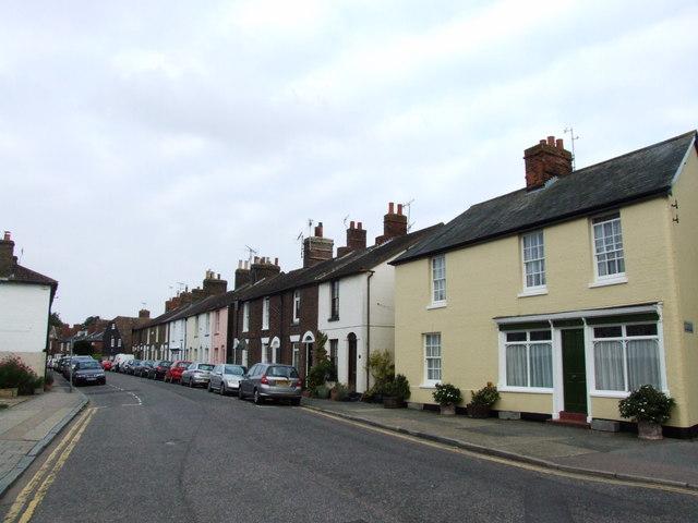 Abbey Street, Faversham