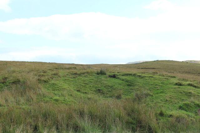 Moorland on Auchengairn