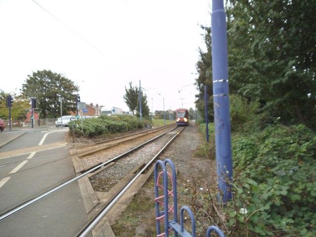 Ettingshall Tram
