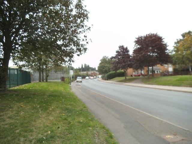 Cullwick Street Bend
