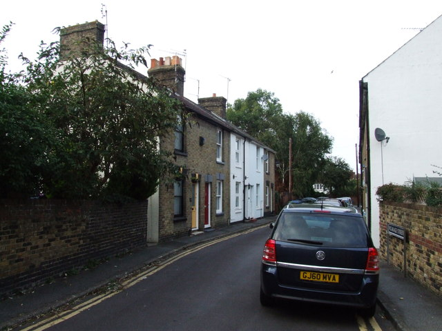 Vicarage Street, Faversham