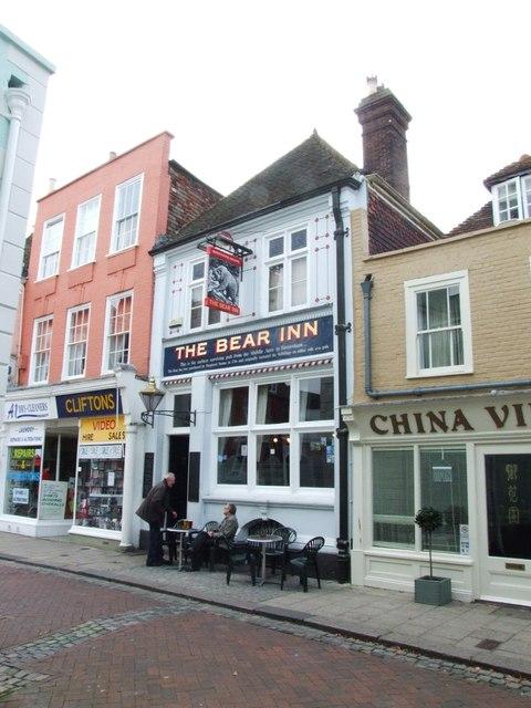The Bear Inn, Faversham