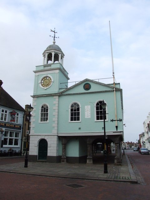 The Guildhall, Faversham