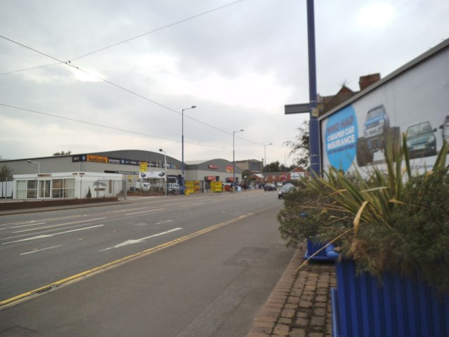 Bilston Road View
