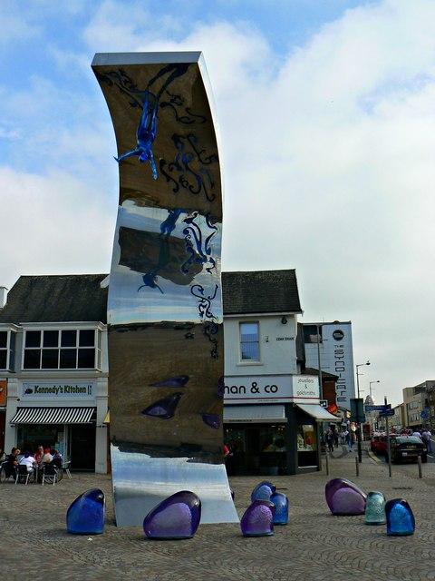 The Wave, Church Street, Blackpool