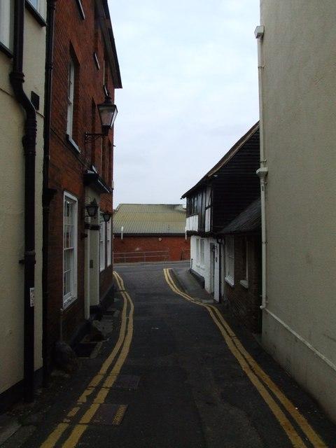 Water Lane, Faversham