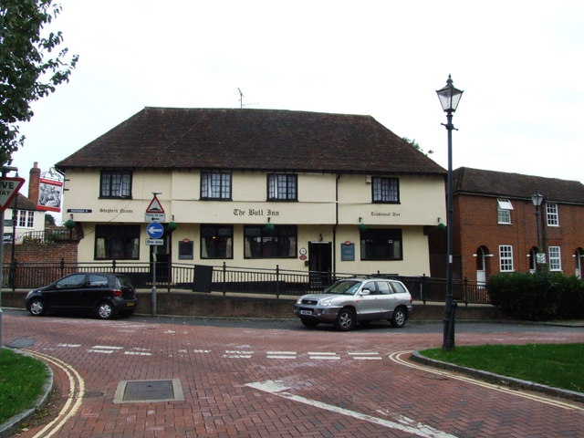 The Bull Inn, Faversham