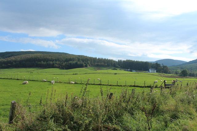 Farmland at South Balloch