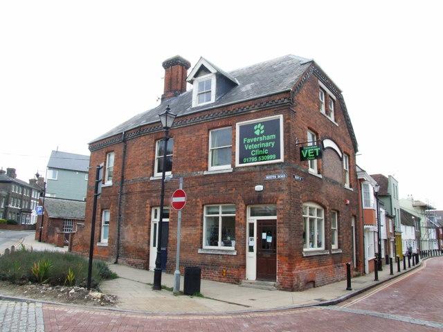 The North Kent, Faversham