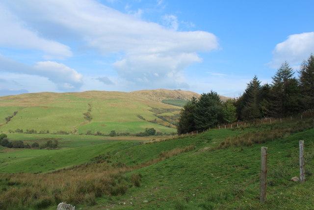 Farmland near Pinvalley