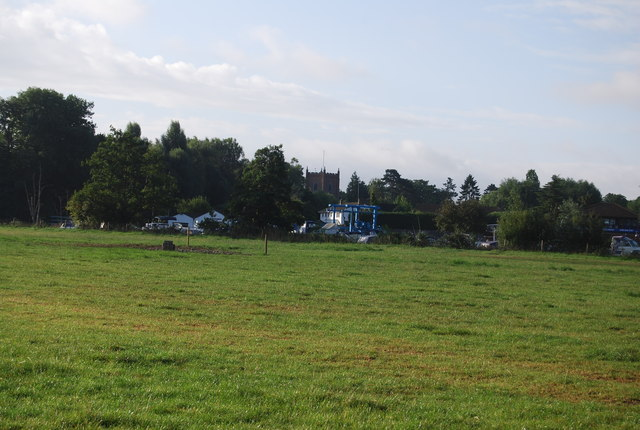 View to Wargrave Church