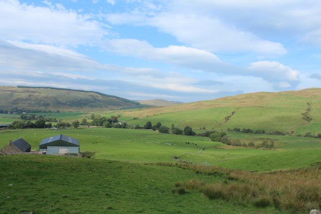 Farmland at Pinvalley