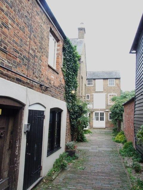 Jacob Yard, Faversham
