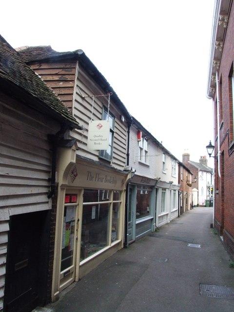 Gatefield Lane, Faversham