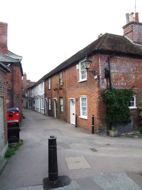 Gatefield Lane, Faversham