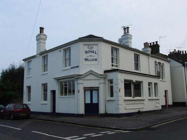 The Royal William, Faversham