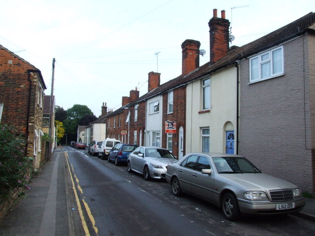 Chapel Street, Faversham