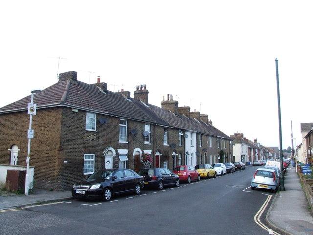 St. Mary's Road, Faversham