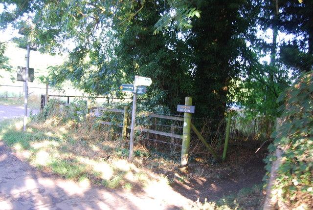 Thames Path off Mill Lane