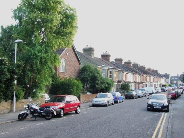 Roman Road, Faversham