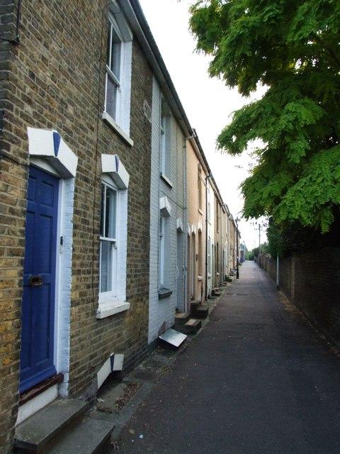 Dorset Place, Faversham
