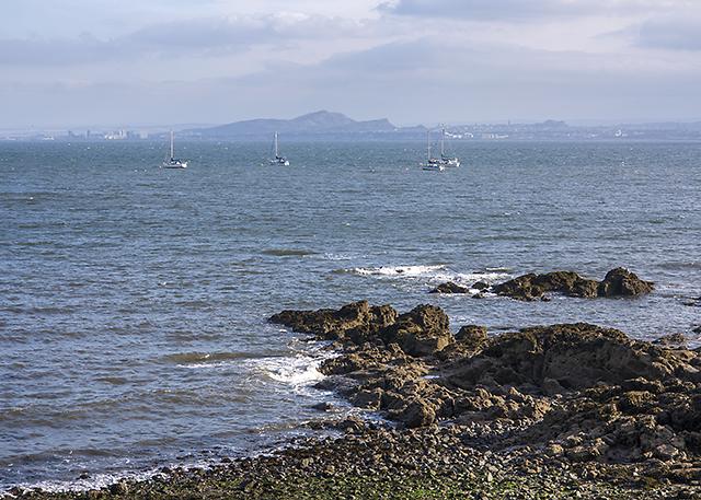 Shore at Aberdour