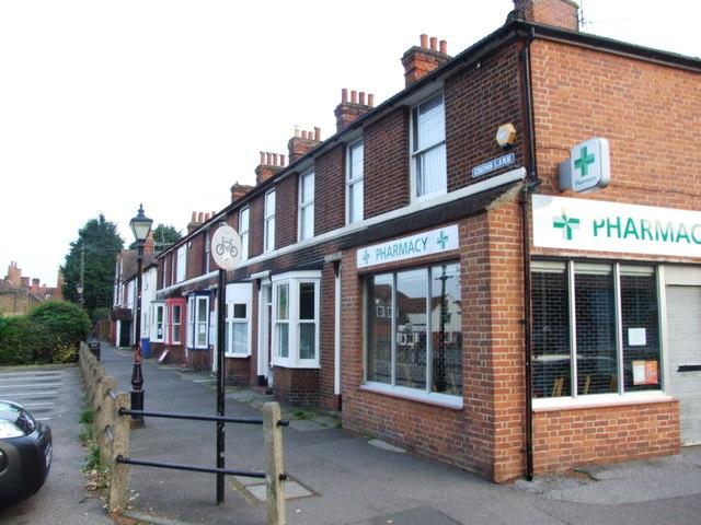Cross Lane, Faversham